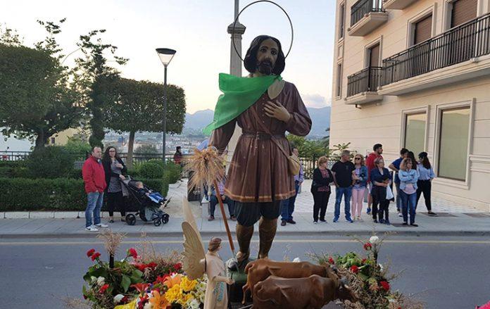 San Isidro - Villegas (Tíjola)