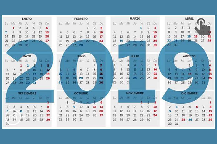 Calendario laboral Tíjola