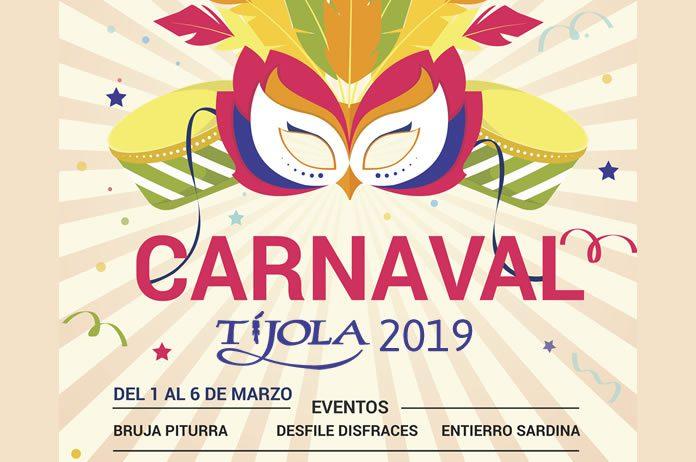 Carnaval de Tíjola 2019