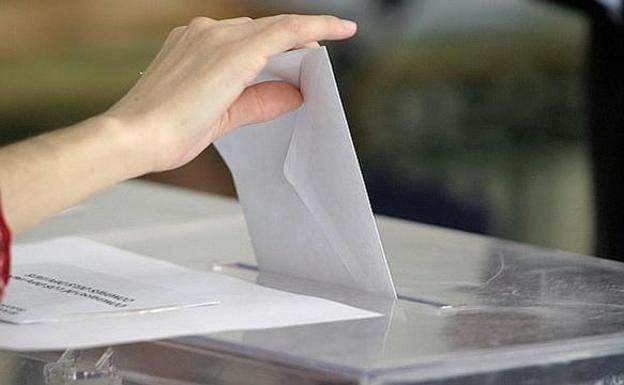 Elecciones en Tíjola