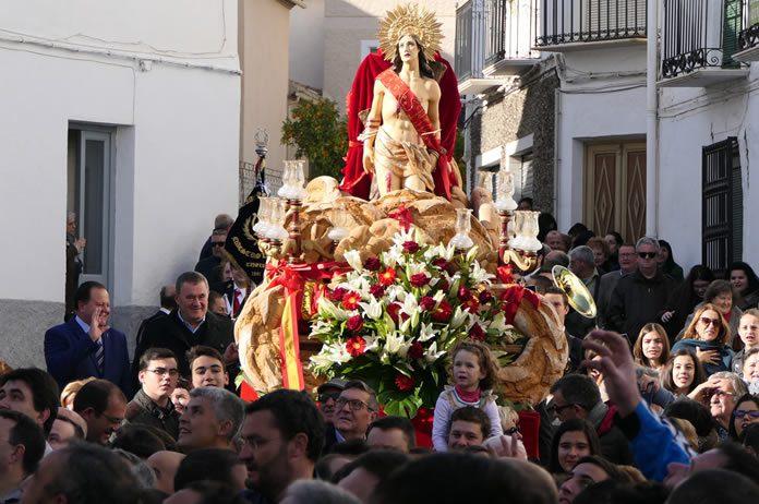 San Sebastián en Tíjola