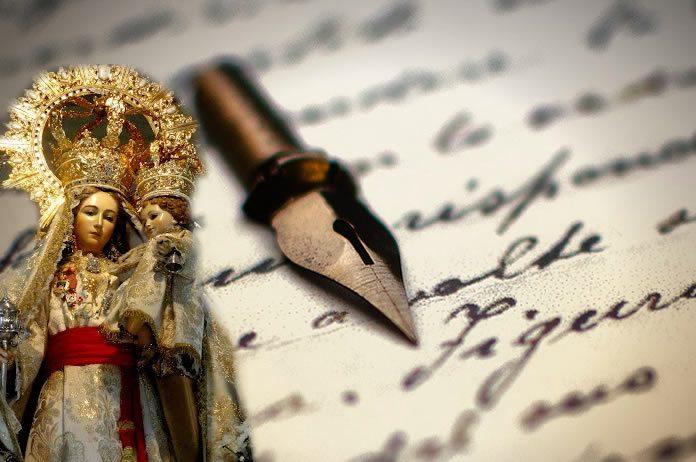 """XXII Certamen de poesía """"Exaltación de la Virgen del Socorro"""""""