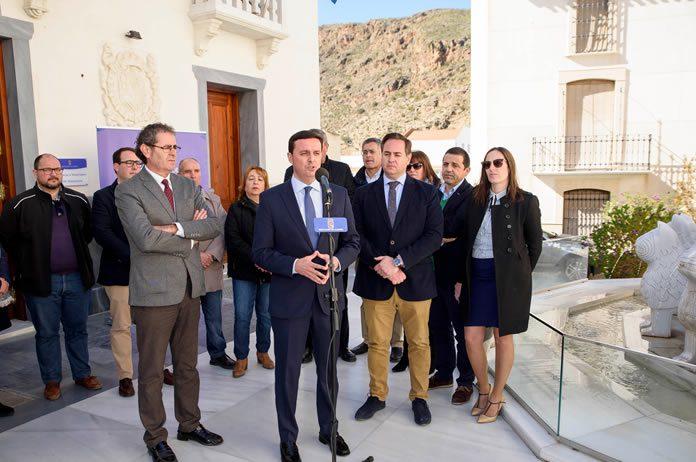 Inauguración Edificio UAM Comarca Almanzora - Diputación Almería