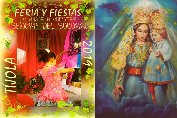 Programa Fiestas Tíjola 2019