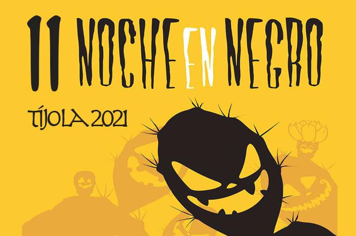 II Noche en Negro Tíjola 2021