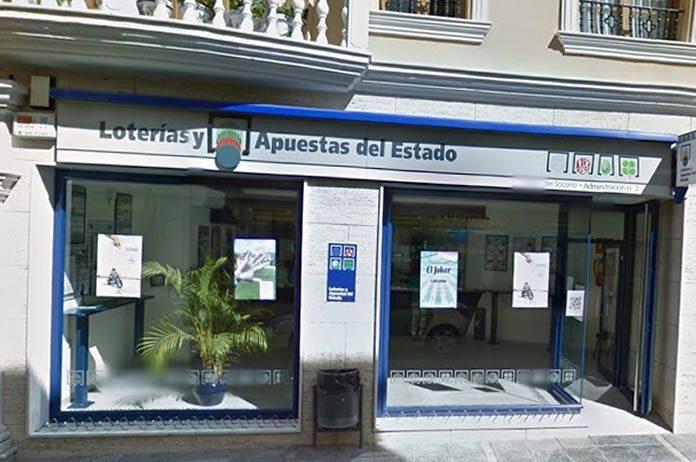 Administración Lotería Tíjola