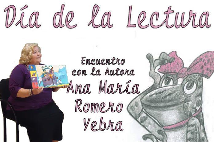 Día de la lectura en Tíjola