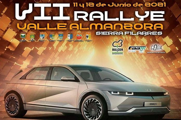 VII Rally Valle del Almanzora-Filabres (11 y 12 de junio)