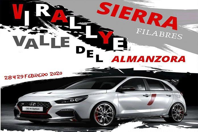 VI Rallye Valle del Almanzora pasará por Tíjola