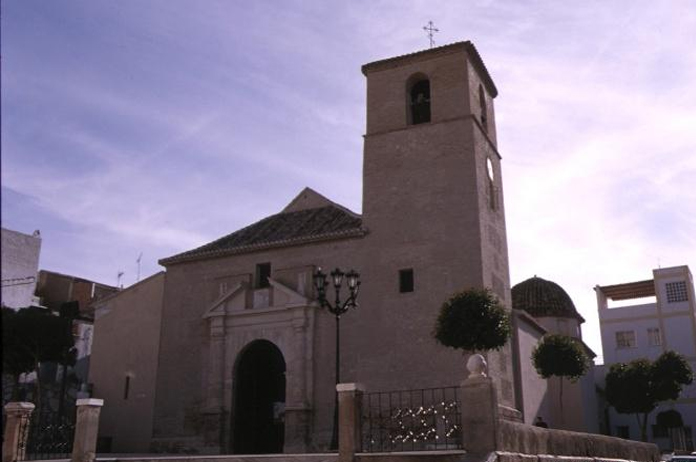 Iglésia Santa María de Tíjola