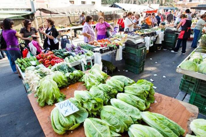 Imágen mercado alimentación